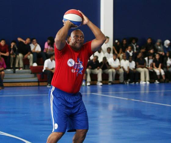 76ers deliver healthy message to A.C. kids