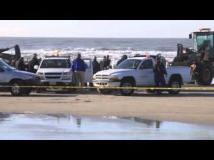 Body Found on Ocean City Beach