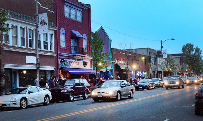 main street millville