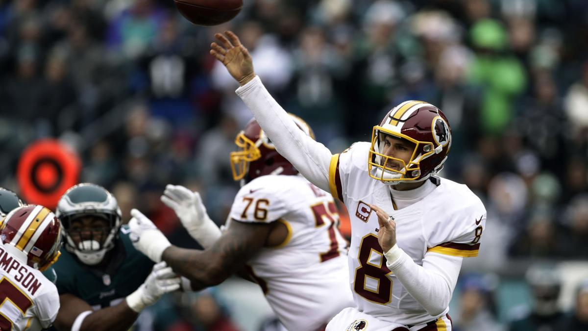 Redskins 27, Eagles 22