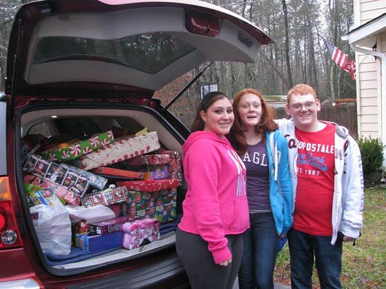 He's been there, so EHC teen starts toy drive for children in hospital