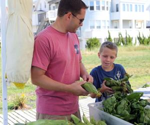 Bartram Avenue Farmer's Market returns to Atlantic City