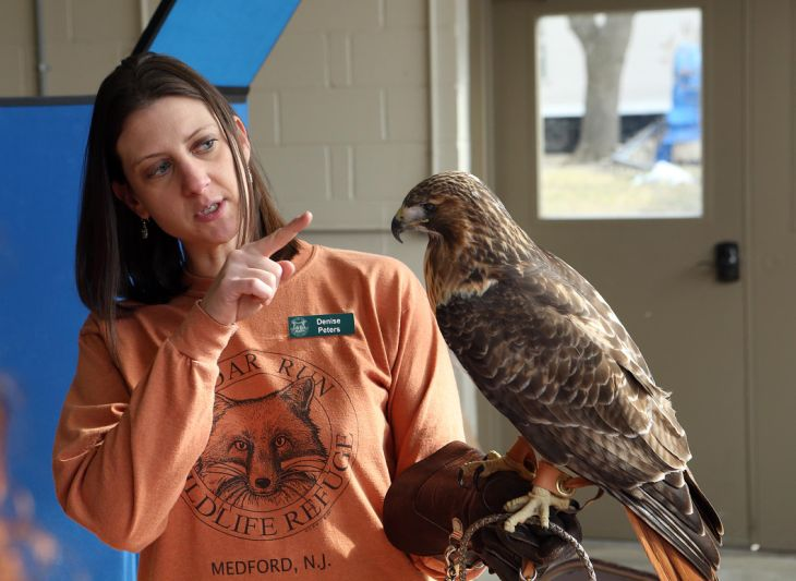 14th Annual Winter Eagle Festival at Mauricetown