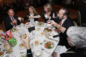 Somers Point Foundation for Education honors three at annual dinner fundraiser