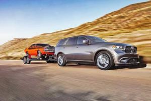 Delivers on Pavement: 2014 Dodge Durango