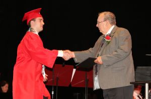ACIT GRADUATION - Mike Manger