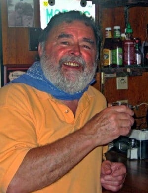 Mass. man wins Hemingway look-alike contest