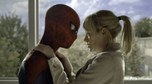 Actor Andrew Garfield presents a restless, reckless 'Spider-Man'