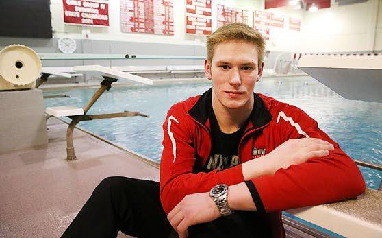 The Press 2013-14 boys Swimmer of the Year: Vineland's Mark Novatorskiy