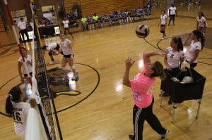 Cape-Atlantic League serves up new sport: Girls volleyball