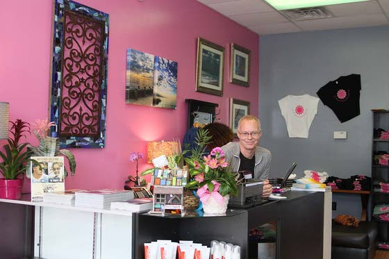 Cape May man's first business venture is openly 'out' Sunshine News and Beach