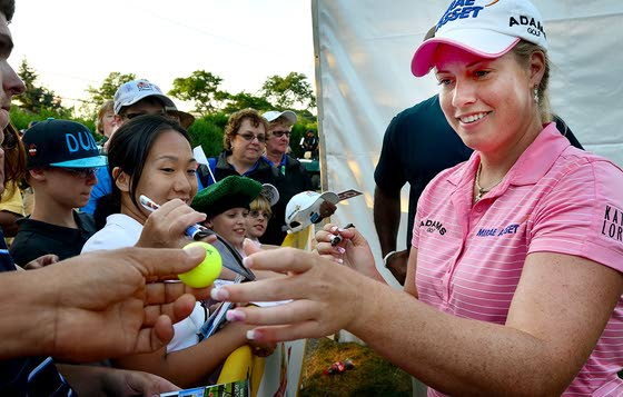 LPGA Returns to Seaview: Best women golfers in world compete for $1.5M