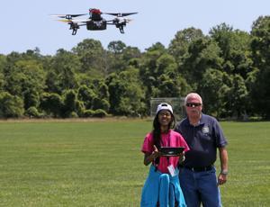 Tech Trek promotes science for girls