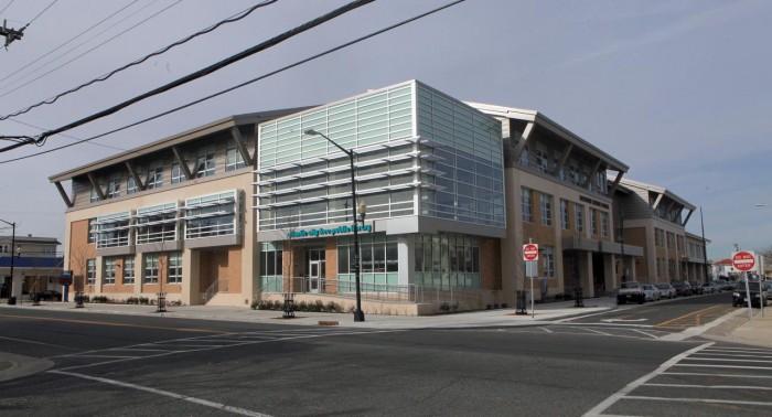 In The Schools - Richmond School Pre-Opening
