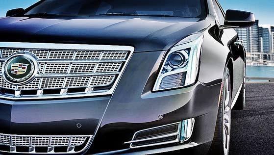 New Cadillac Formula: XTS Squares 2013 Luxury Market