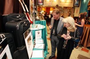 "Gilda's: Mindy and Bob Rovinsky, of Margate, attend the ""Gilda Rocks On""benefit Thursday.  - Edward Lea"
