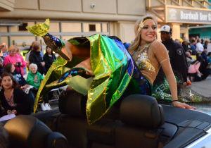 Miss America Parade: Miss New Jersey Cara McCollum - Ben Fogletto