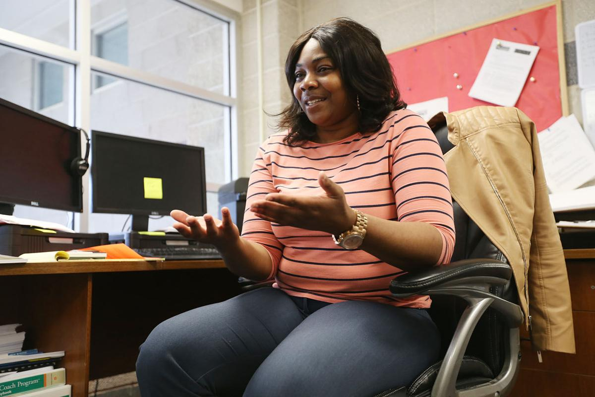 former a c teen now mentors middle schoolers news youth exposure