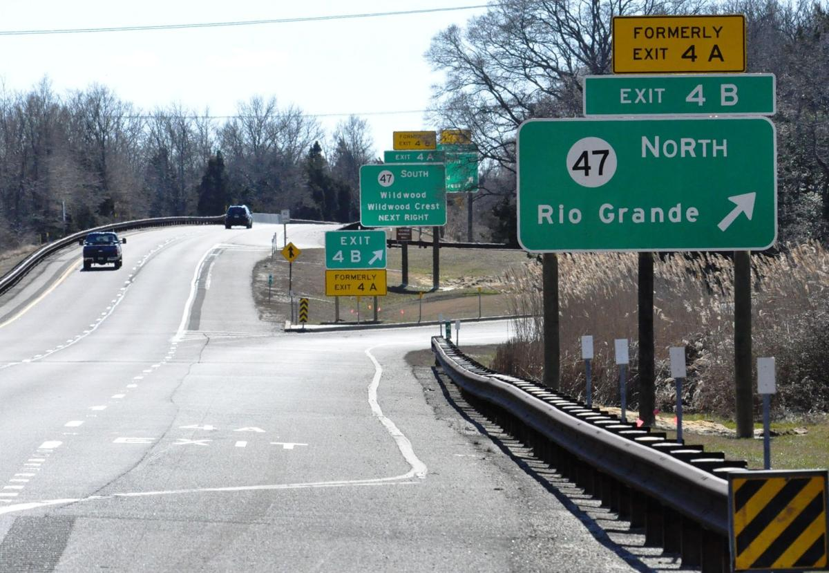 Speed Limit On Parkway Still 45 Mph In Middle Township News