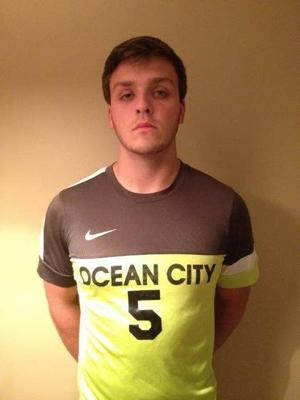 Boys soccer MVP: Russell Lindsay, Ocean City