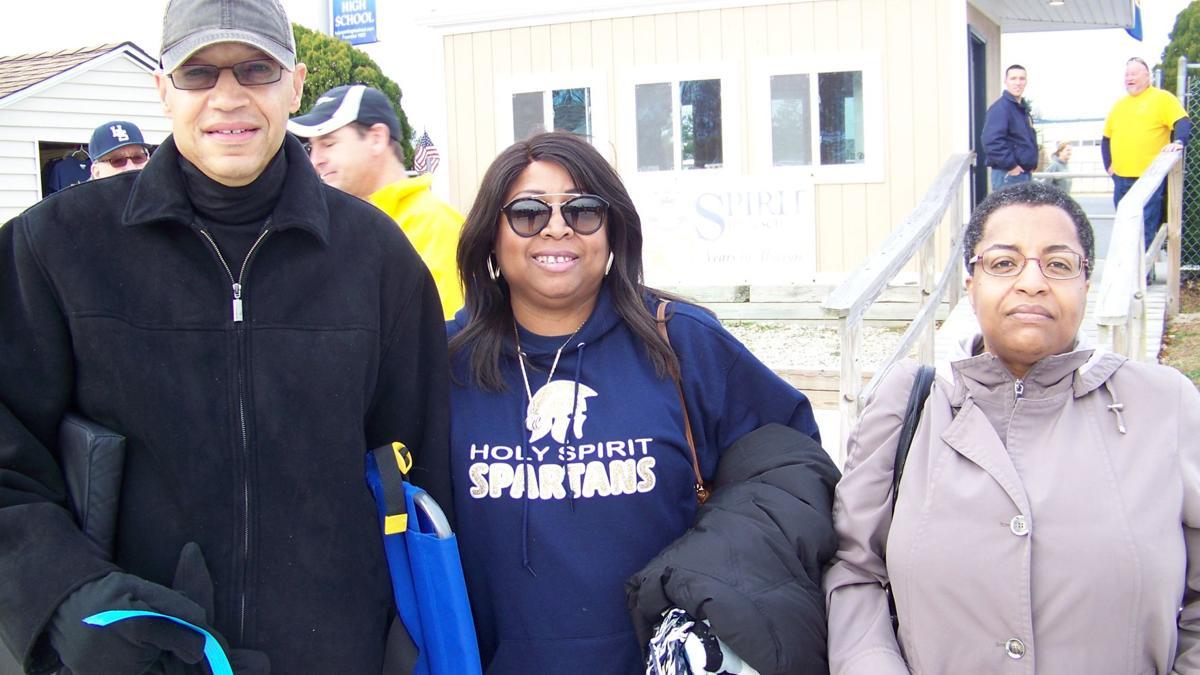 SEEN at Atlantic City vs. Holy Spirit football
