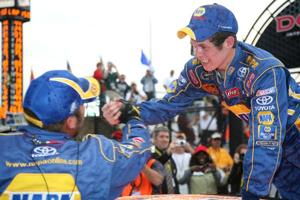 Ryan Truex finishes rookie year with a NASCAR title at Dover