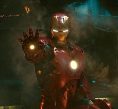 iron man 2 graphic