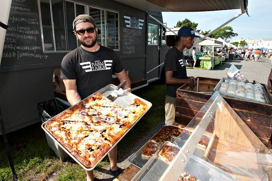 Tony's Farm Table draws crowds at Ocean City Farmers Market