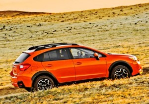 2013 Subaru XV Crosstrek: Take it Off-Road