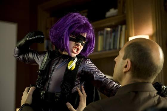 Tops at Redbox: 'Kick-Ass' leads this week's list of top rentals