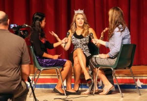 Miss America Mallory Hagan answers a few questions
