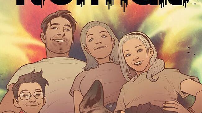 Preview AfterShock's new series 'The Normals,' coming in May
