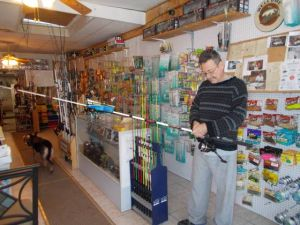 EHC tackle store serves area anglers
