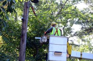 A.C. Electric works to shorten outages