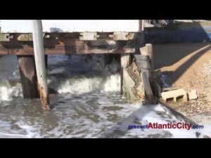 Money Island devastated by Hurricane Sandy