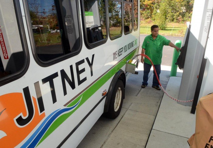 jitney gas