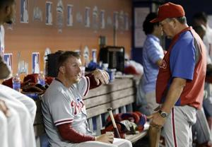 Phils bringing key issues into long offseason