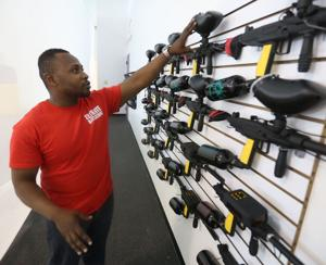 Entrepreneurs bring paintball, archery and laser tag facility to Pleasantville