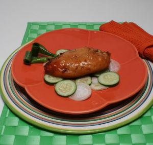 Good Food/Good Health: Asian chicken a simple, healthy dinner