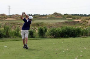 Twisted Dune's Unique Nature: Links-style course in Egg Harbor Township lives up to its name