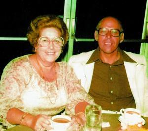 Melvin and Zelda Weinberg