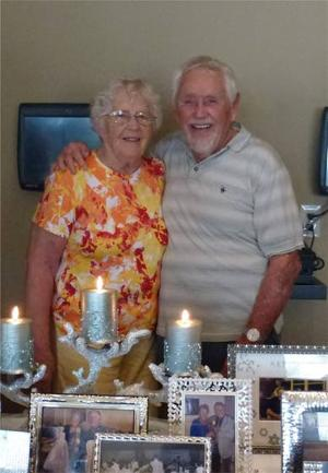 Brigantine couple gets early surprise to mark 60th wedding anniversary