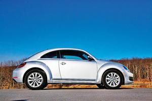 VW Calls 2013 Turbo Beetle 'Frugal'