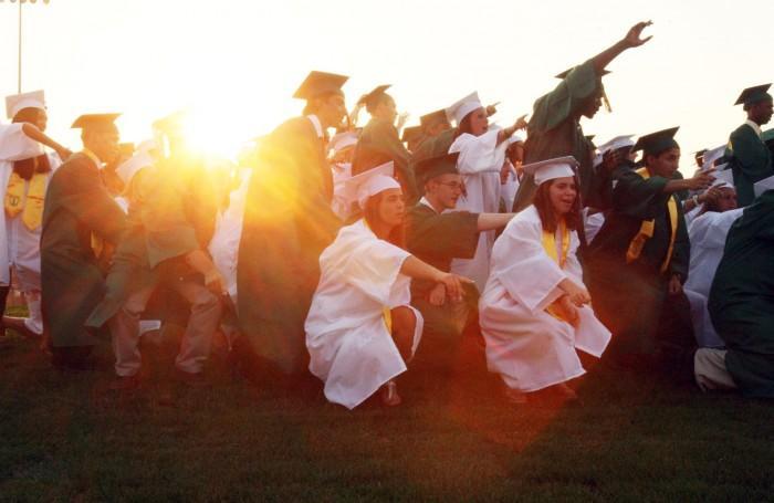 Mainland Graduation