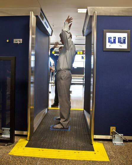 Airport body scanners: Questions and answers