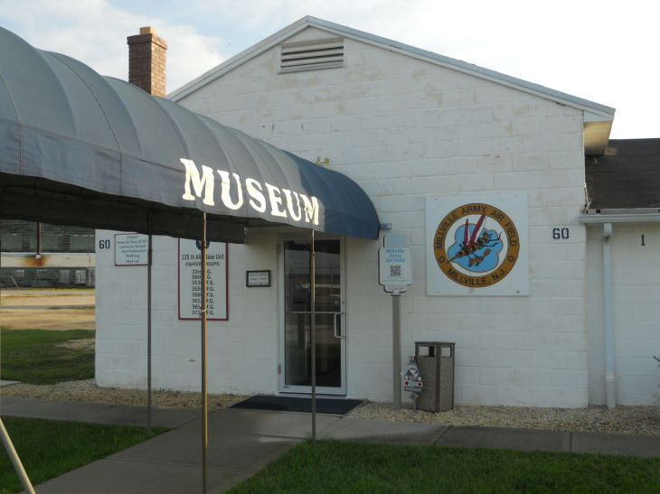 Millville Army Air Field Museaum