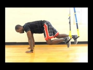 Your Workout: TRX Suspension Mountain Climber