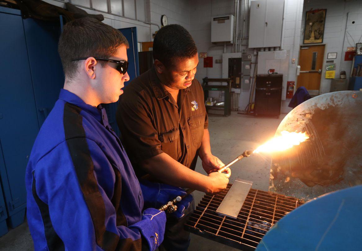 welding adult education uk