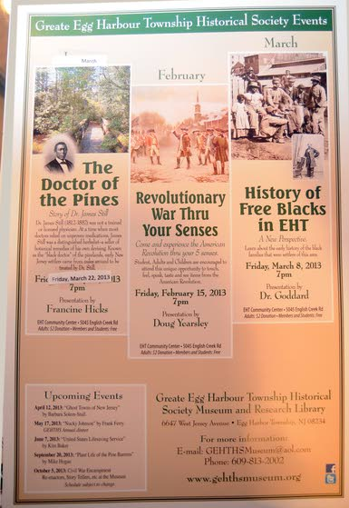 Historical Society's Speaker Series takes look at Revolutionary War