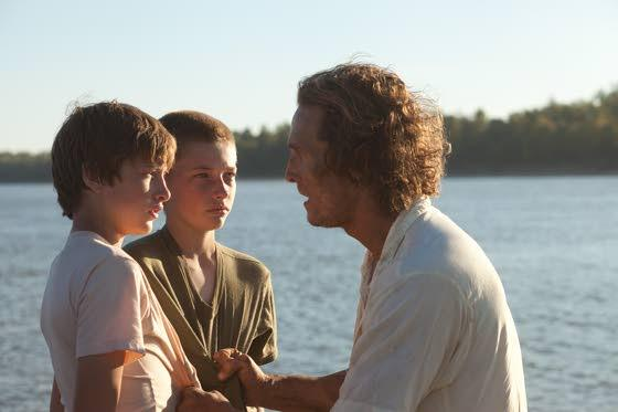 Matthew McConaughey scores  with great performance in 'Mud'